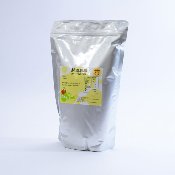 純咖啡粉 Pure Coffee Powder