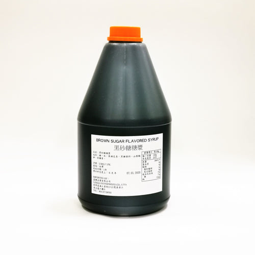 黑砂糖糖漿 Dark Black Sugar Syrup