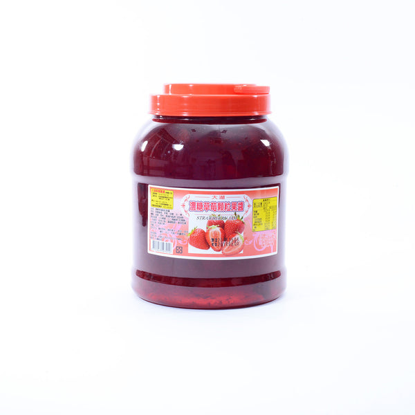 草莓果粒 Strawberry Jam With Flesh