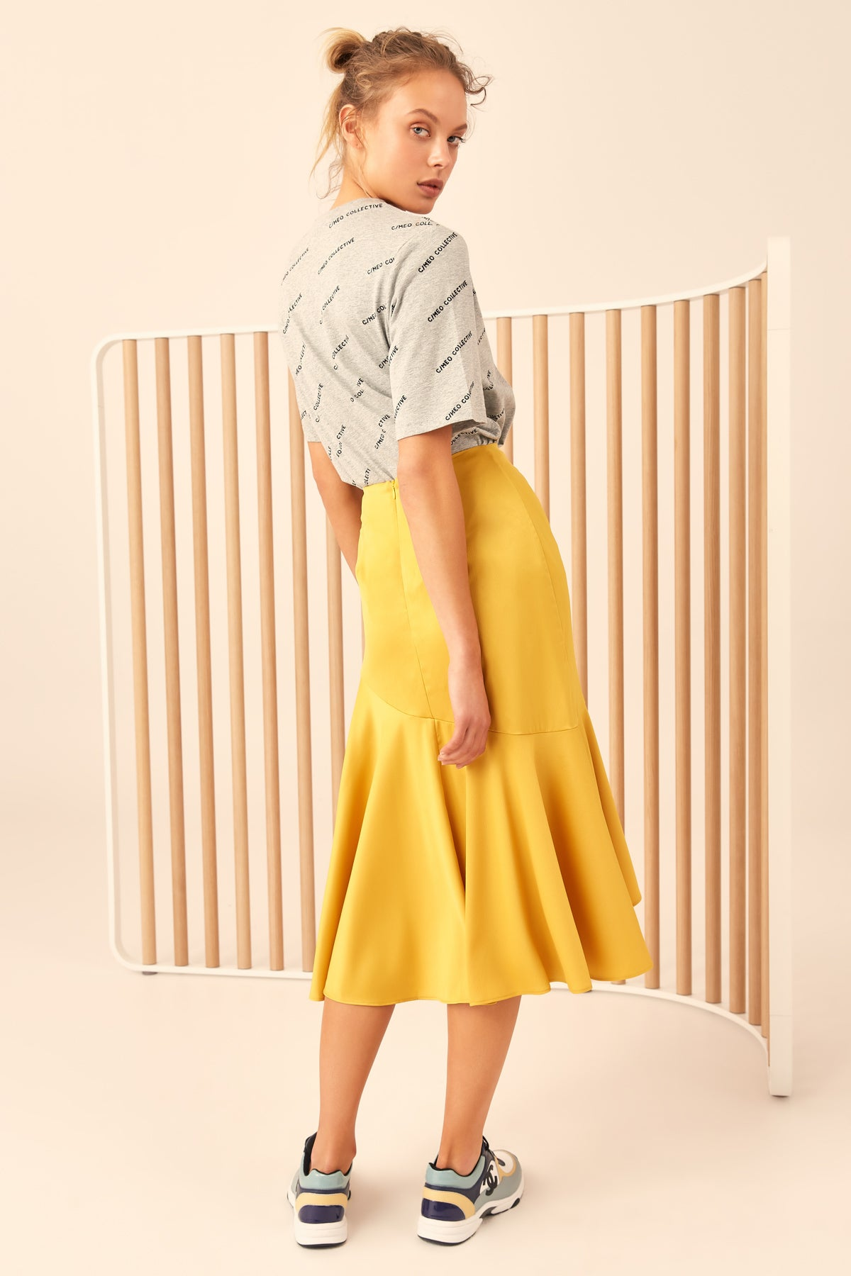 C/MEO Collective All Right Now Skirt