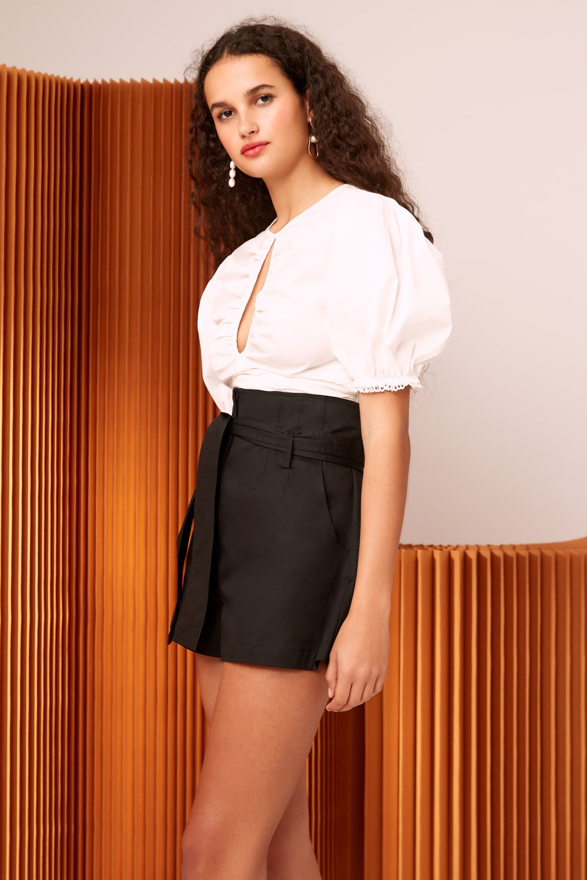 Imbue Shorts by C/MEO Collective