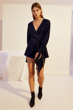 abound Longsleeve playsuit Keepsake The Label