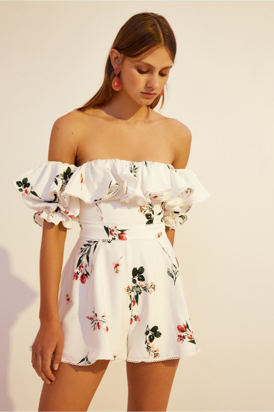 Keepsake The label Botanic Playsuit