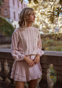 Romantic Ritz Dress by Three of Something