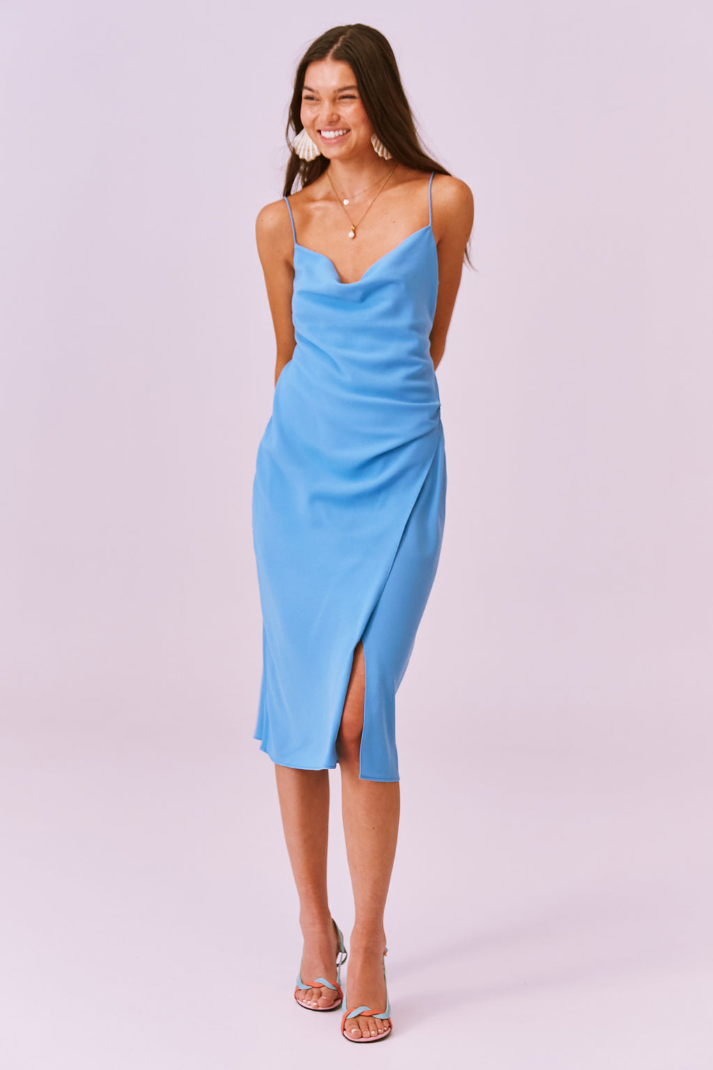 Calypso Midi Dress by Finders Keepers.