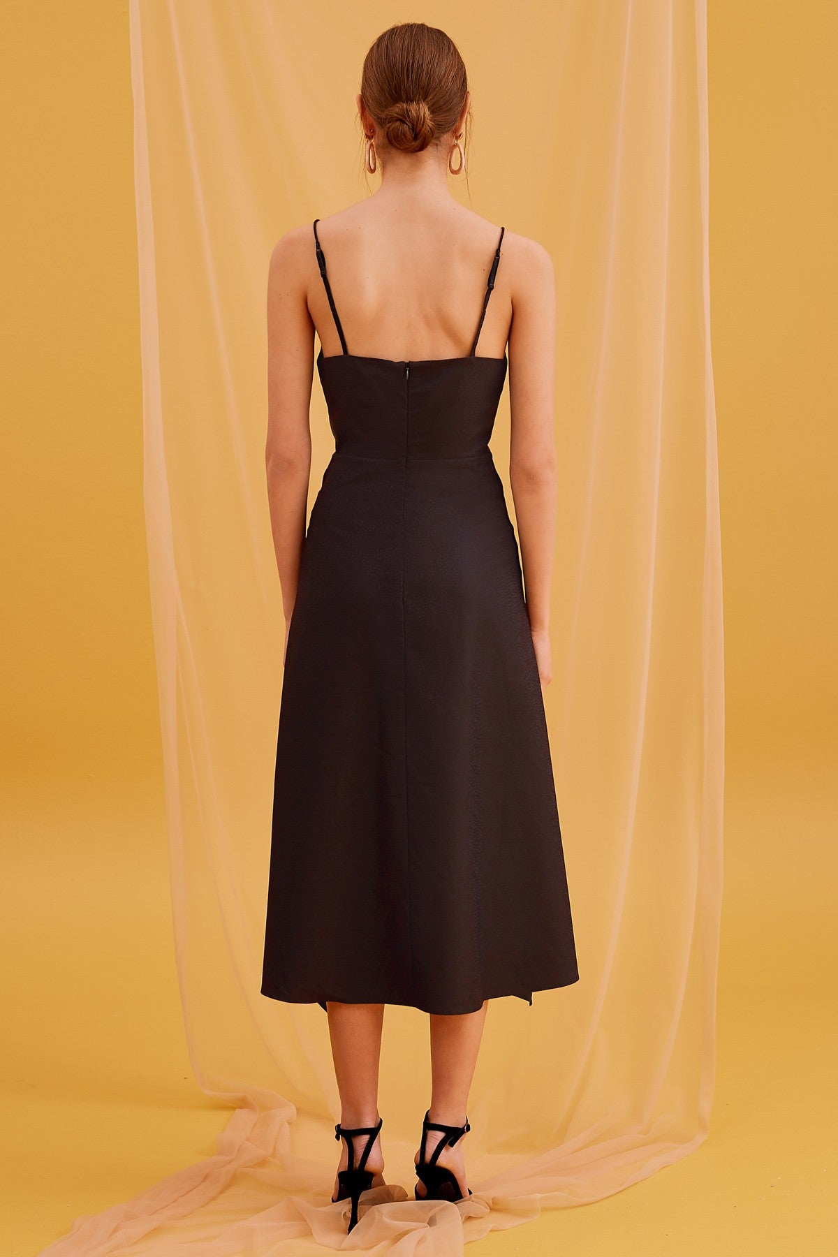 Curious Midi Dress by Keepsake the label