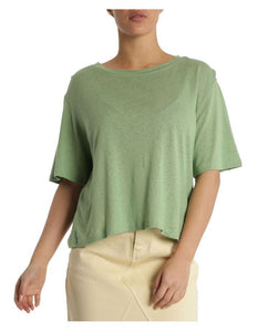 Atwood Boxy Tee Nude Lucy The Label
