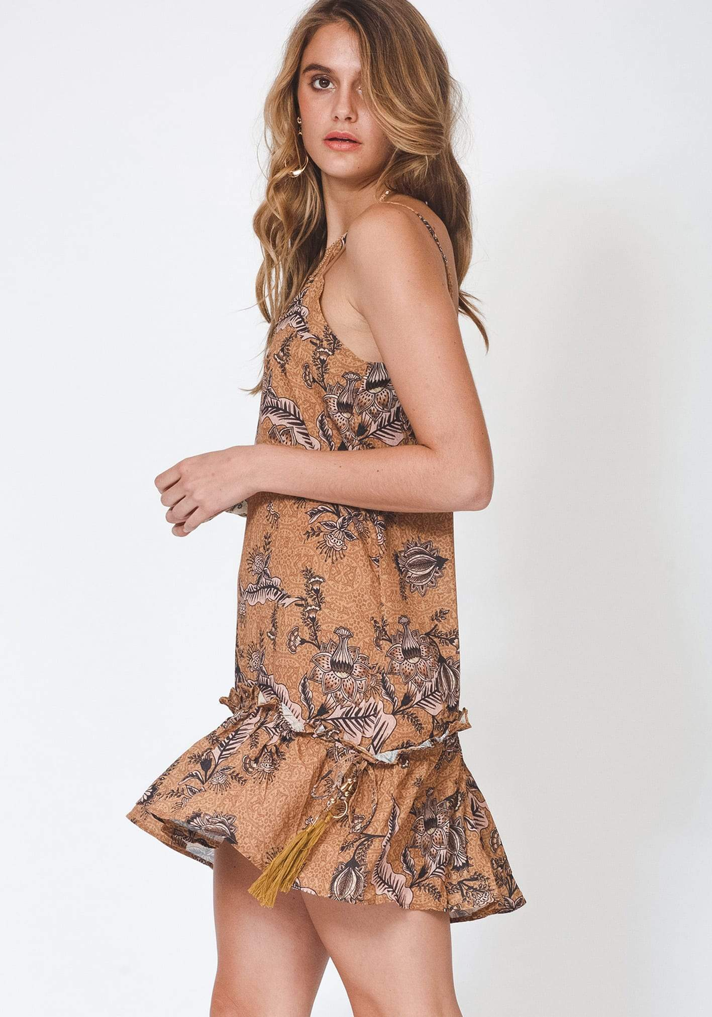 Three Of Something Sanction Sole Dress
