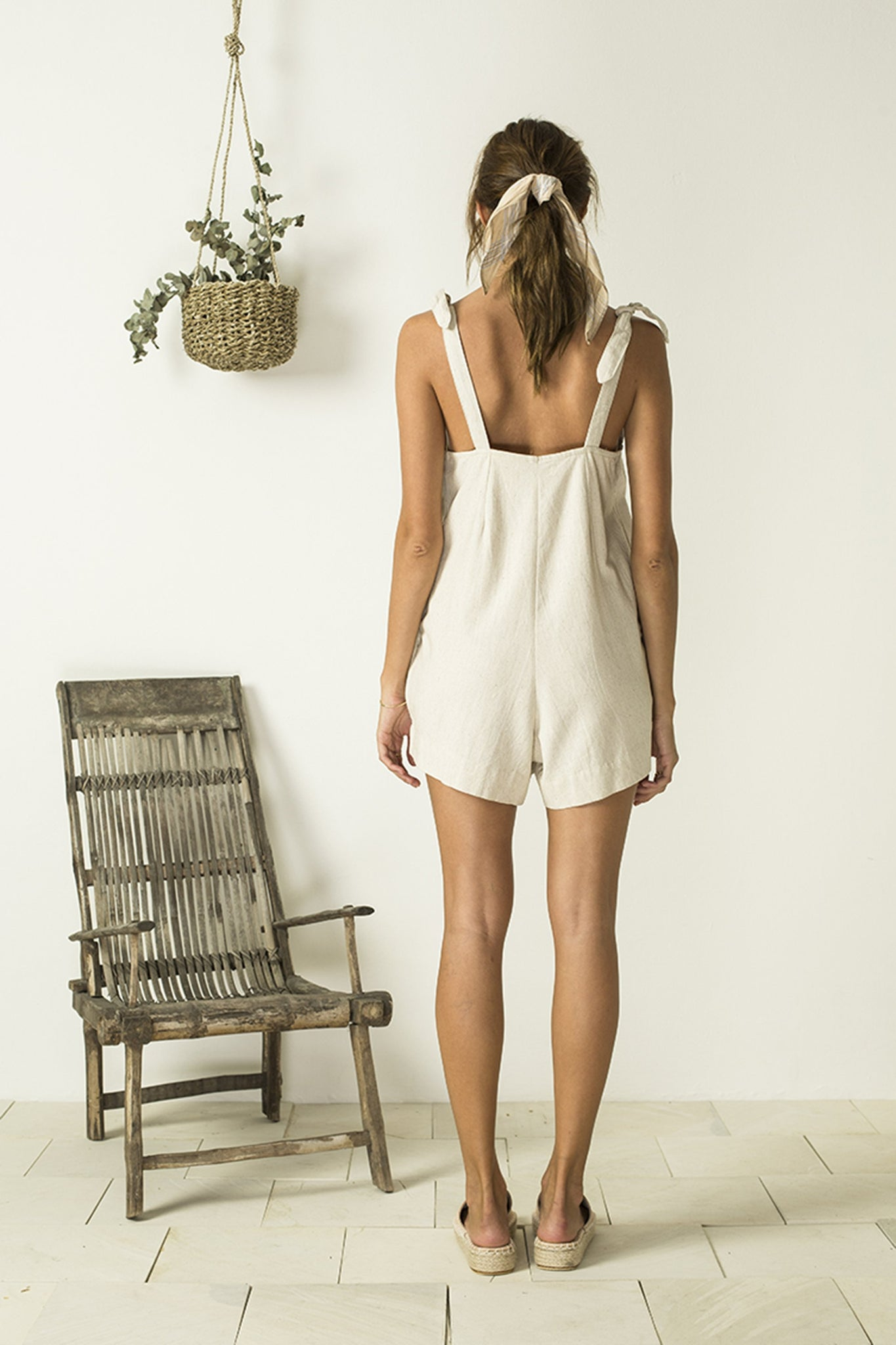 Silvie Playsuit by Bird and Kite