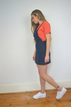 Medina Pinafore Dress