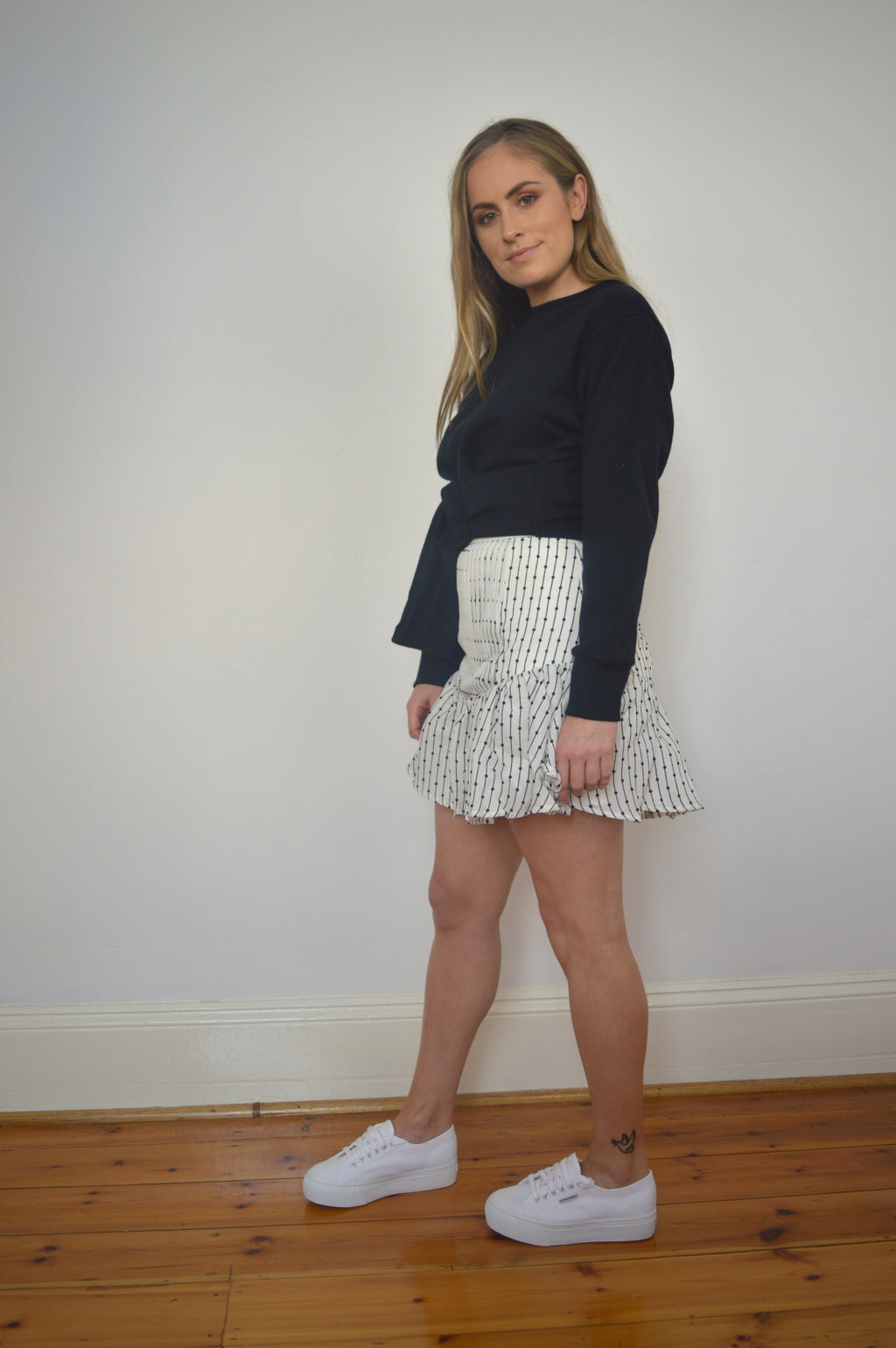 Even Love Skirt C/MEO Collective