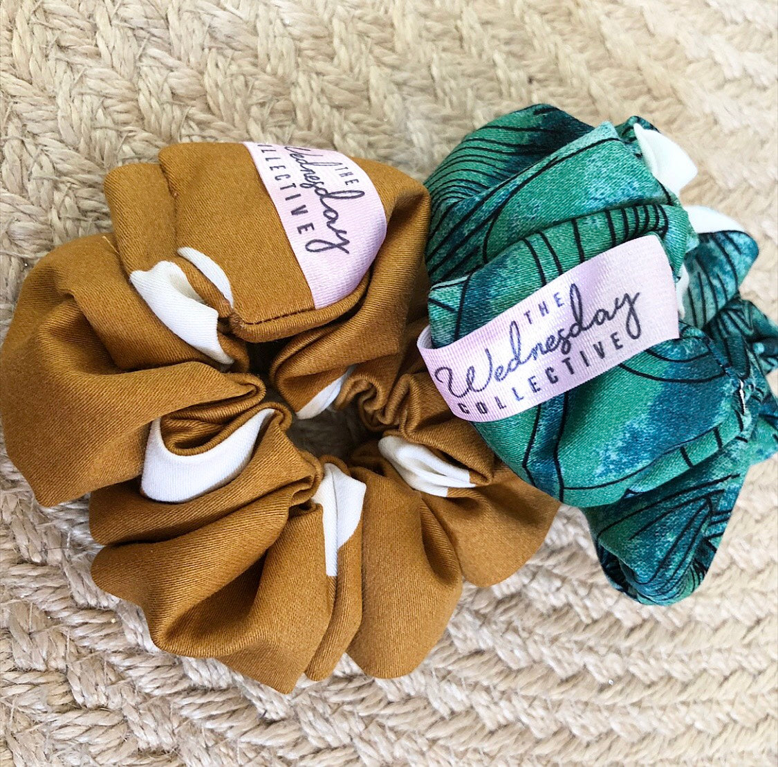 The Wednesday Collective Scrunchie