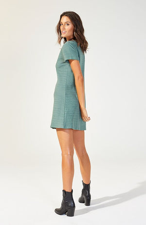 Bluejay Fit and Flare Dress by MINKPINK