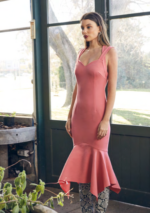 Elliatt Glasshouse dress