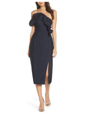 Keepsake the Label Heart and Soul Midi Dress