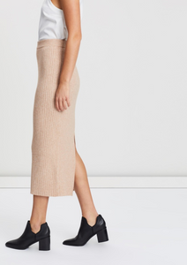 Dylan Knit Dylan Knit Skirt Nude Lucy