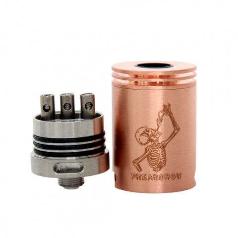 Freakshow RDA by Wotofo Authentic  - COPPER