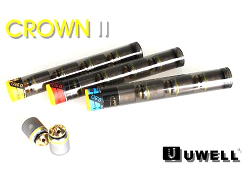 Crown II (2) by UWELL Tank Replacement Atomizer Coil Heads SUS 316L (4 Pack) -
