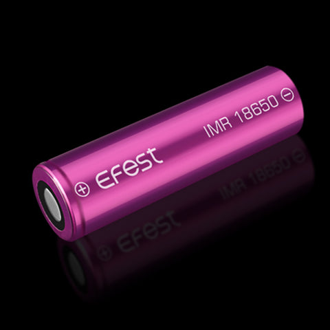 Efest IMR 18650 3000mAh 35A 3,7V flat top battery