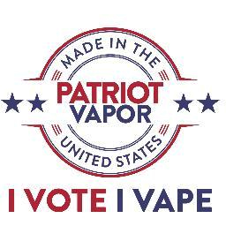 Patriot Vapor - White House