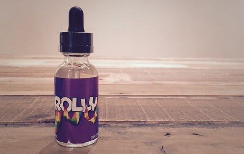 Midnight Vape Company - Rolly Fruit Roll Ups