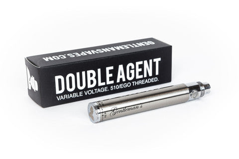 Gentleman's Brand - Double Agent with Wall Charger & USB