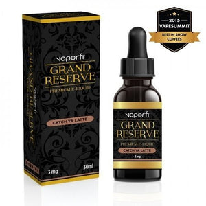 VaporFi Grand Reserve - Catch Ya Latte