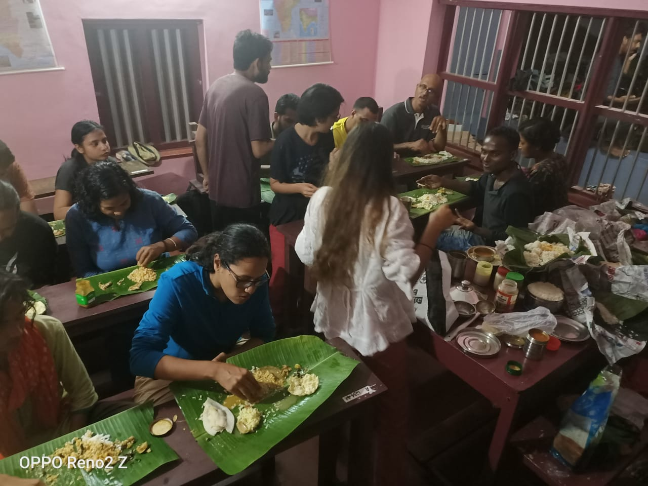 temple food, group dinner, happy meal, traditional food, food bloggers, travelers, travel bloggers, love for food, love for soil, love for indian culture, kerala food, kerala lifestyle