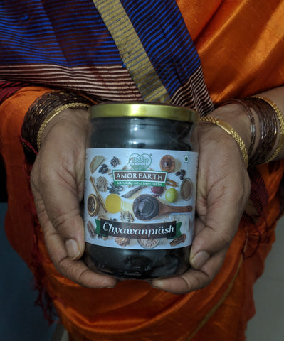 handmade artisanal products, made by farmers, buy from farmers chyawanprash