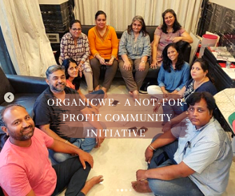 OrganicWe - Not for profit community initiative, platform for organic farmers