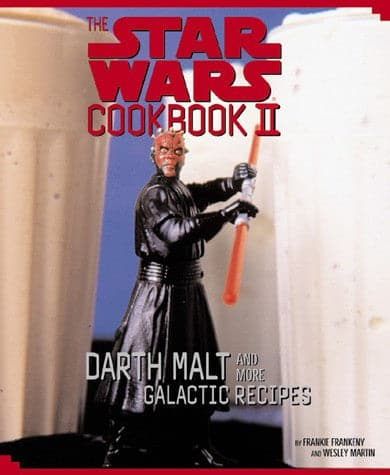 Darth Malt Star Wars Cookbook II