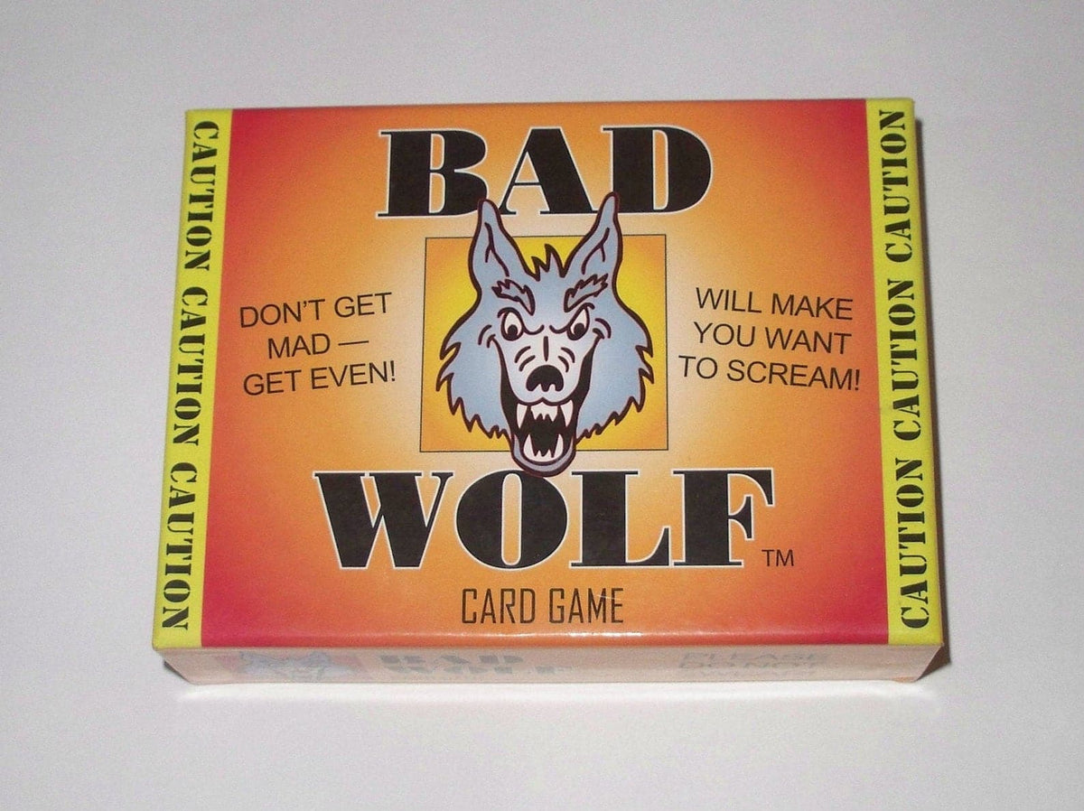 Bad Wolf Card game