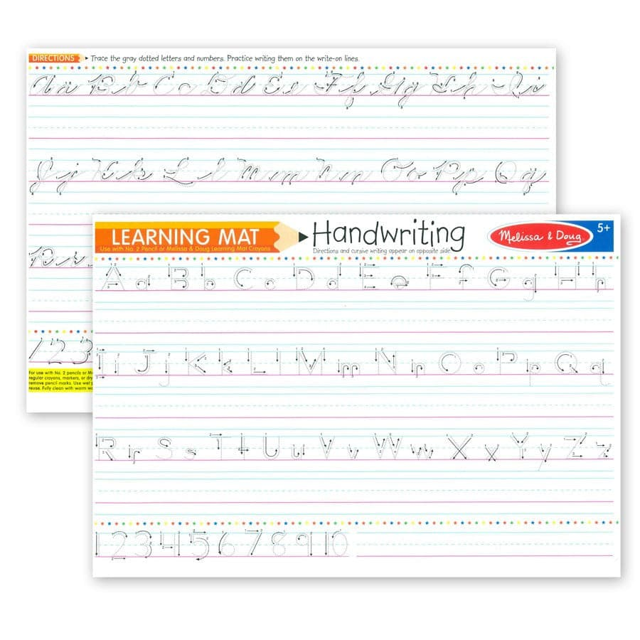 Learning Mats Handwriting