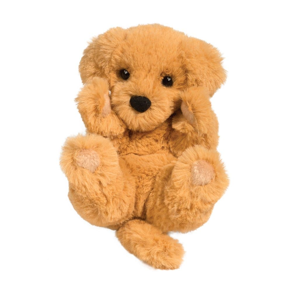 Douglas Lil Handfuls Puppy Golden Retriever - Legacy Toys