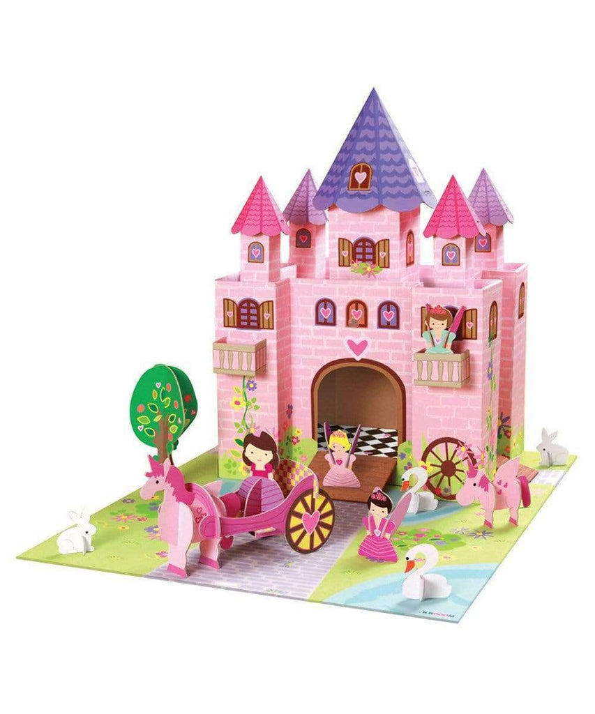 Fairy Castle Playset