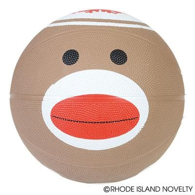 "The Toy Network 9.5"" Dunk Monkey Basketball - Legacy Toys"