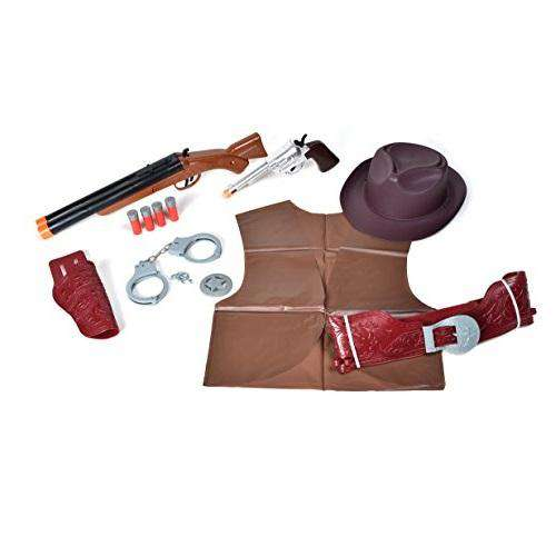 Sunny Days Maxx Action Wild West Deluxe Play Set - Legacy Toys