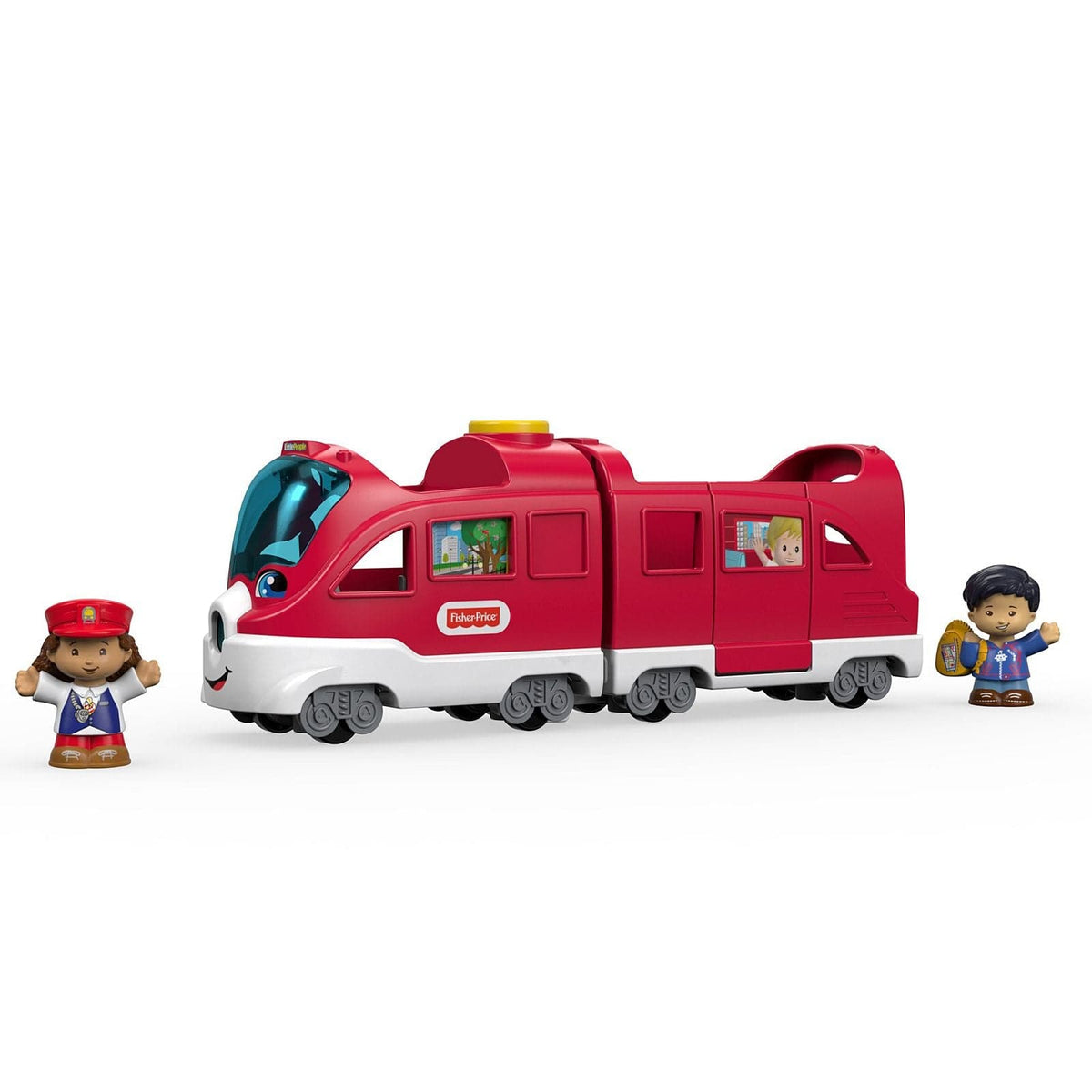 Little People Little People Friendly Passengers Train - Legacy Toys
