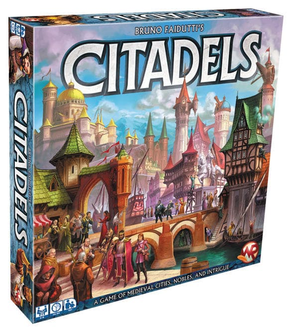 Z-Man Games Citadels - Legacy Toys