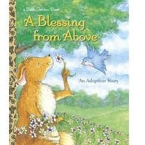 Penguin Random House A Blessing From Above - A Little Golden Book - Legacy Toys