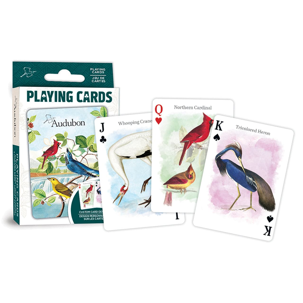 Audubon - Playing Cards