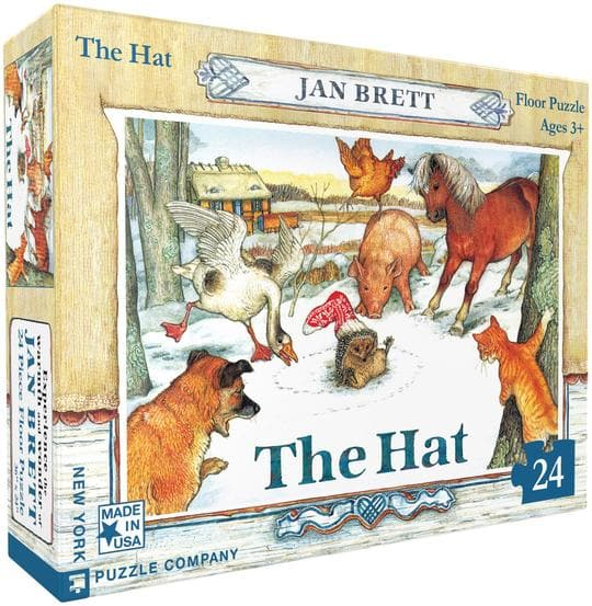 The Hat - 24 Piece Puzzle