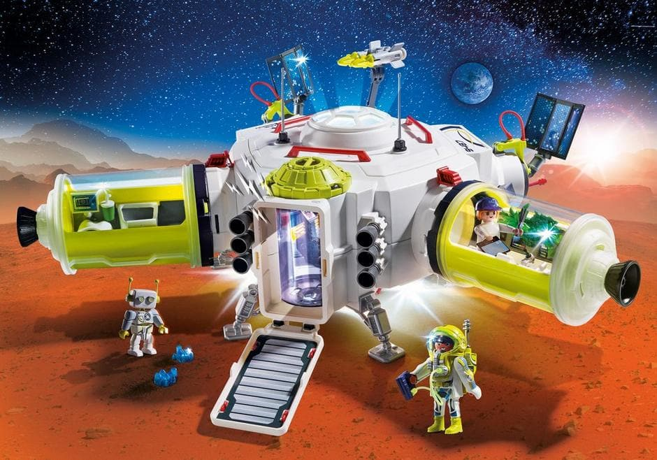 Mars Space Station - Legacy Toys