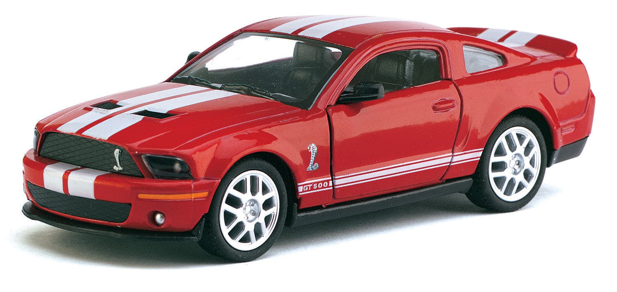 "5"" Diecast 2007 Ford Shelby GT500"