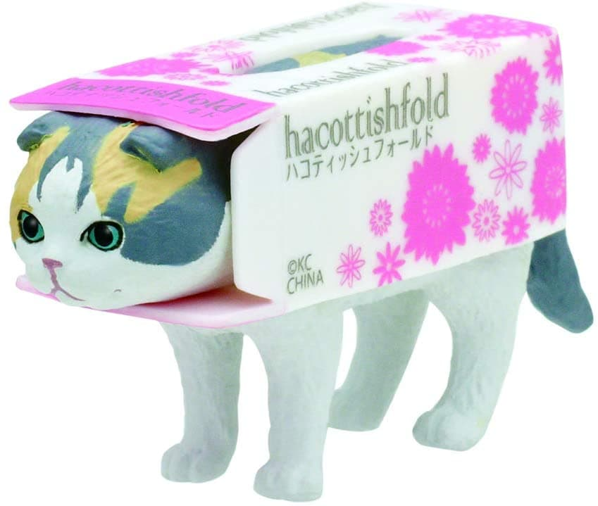 Kitan Club - Cat in Box of Tissues Blind Box - Assorted Styles - Legacy Toys