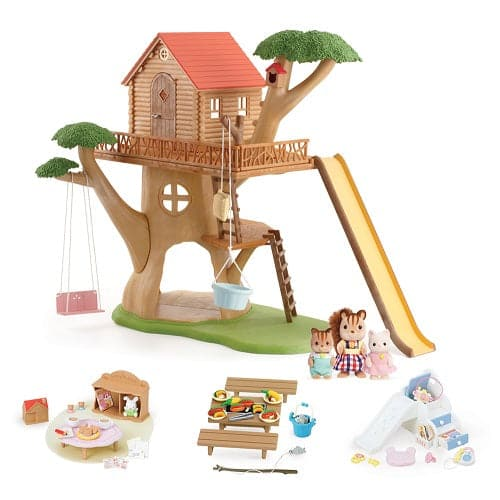 Adventure Treehouse Gift Set