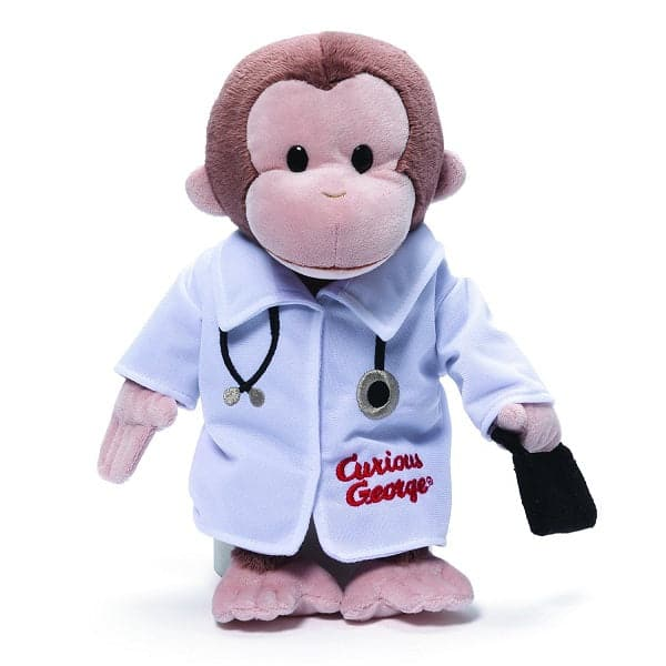 Curious George - Doctor 13""