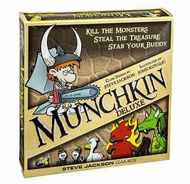 Munchkin Deluxe - Legacy Toys