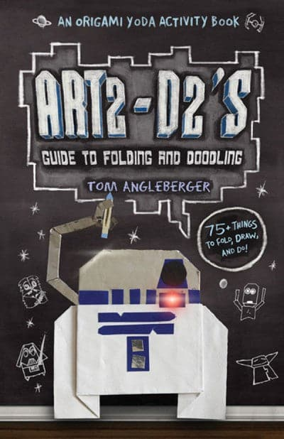 Abrams Books Art2-D2's Guide to Folding and Doodling - Legacy Toys