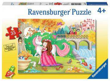 Ravensburger Afternoon Away - 35 Piece Puzzle - Legacy Toys